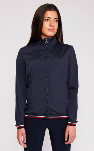 Ladies Cavalleria Toscana Nylon Hooded Windbreaker