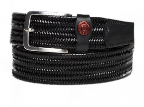 Cavalleria Toscana Clasp Belt Leather