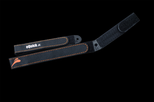 Equick Rear Velcro Straps