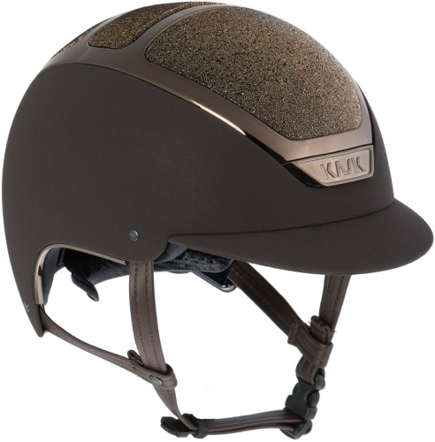 Kask Dogma Chrome Light Carpet Brown/Brown-Medium