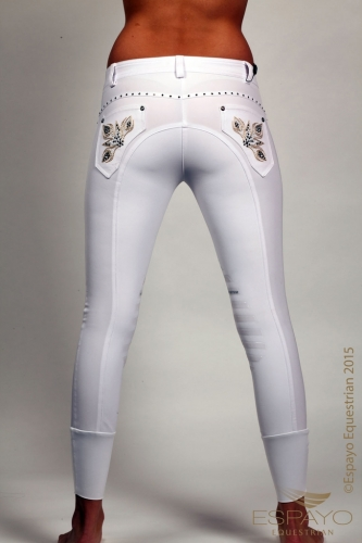 Ladies Animo Breeches Nap