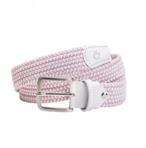 Ladies Cavalleria Toscana Bicolour Braid Belt