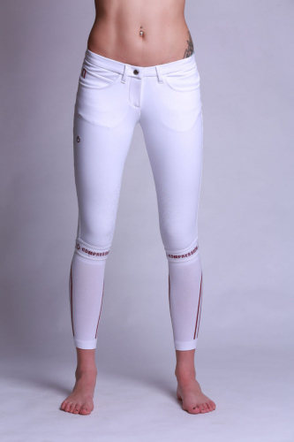 Ladies Cavalleria Toscana Compression Breeches