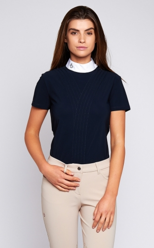 Ladies Cavalleria Toscana Kendo Polo Shirt