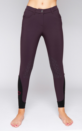 Ladies Cavalleria Toscana Micro Perforated Breeches