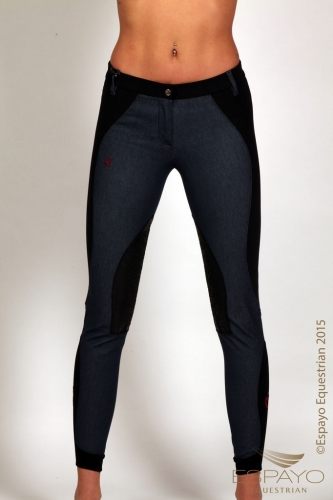 Ladies Cavalleria Toscana Special Denim Breeches