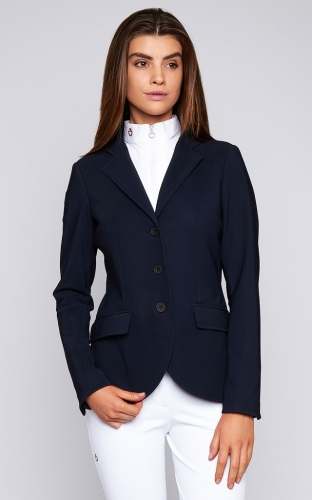 Ladies Cavalleria Toscana Stretch Band Jacket