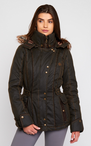 Ladies Charles De Nevel Victoria Coat