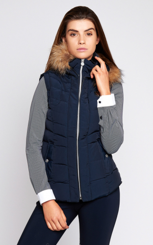 Ladies Flags and Cups Yamasaka Gilet