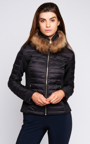 Ladies Guinea Puffer Coat