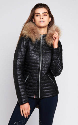 Ladies Oakwood Happy Jacket Black