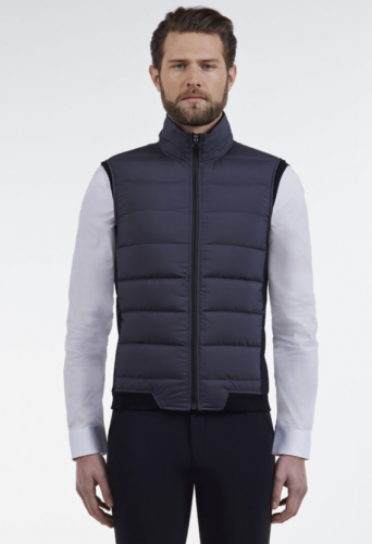 Mens Cavalleria Toscana Tech Quilted Puffer Gilet